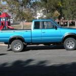 1982 Datsun 720 Truck